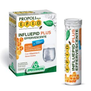 INFLUEPID PLUS EFFERVESCENTE 20 Compresse