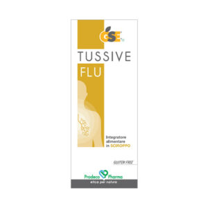 PRODECO PHARMA GSE Tussive Flu 120 ml