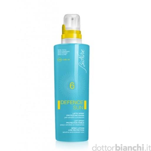 Latte solare Defence Sun Spray SPF 50 BioNike : Recensioni