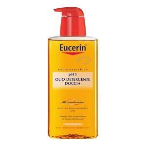 Eucerin pH 5 Skin-Protection – Olio Detergente Doccia per pelli secche