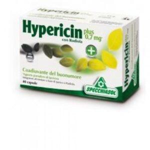 Specchiasol Hypericin Plus 40 Capsule