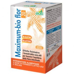 AVD reform Maximum Bio Flor 20 – Confezione 20 Capsule