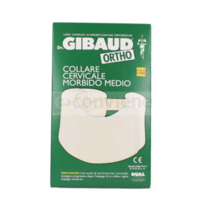 GIBAUD ORTHO COLLARE CERVICALE MORBIDO M TAGLIA 1