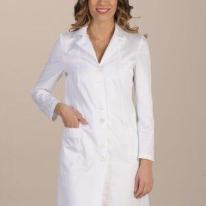 Pastelli Camice medico donna Erevan bianco Tagl.XS