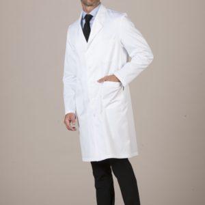 Pastelli Camice Medico Uomo Bristol Bianco Tagl. XL