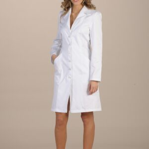 Pastelli Camice medico donna Malaga bianco Tagl. L