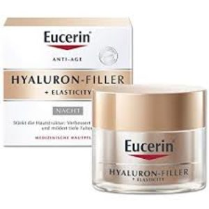 Eucerin HYALURON-FILLER + ELASTICITY Crema Notte 50 ml