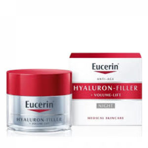 Eucerin Hyaluron-Filler + Volume-Lift Notte 50 ml
