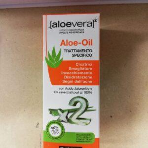 olio dermocosmetico aloevera