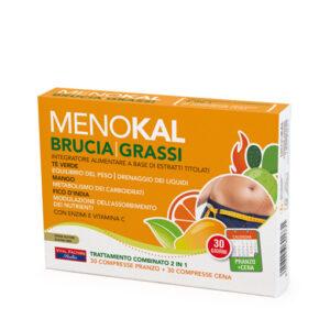 Menokal Bruciagrassi 30 + 30 cpr  FARMADERBE